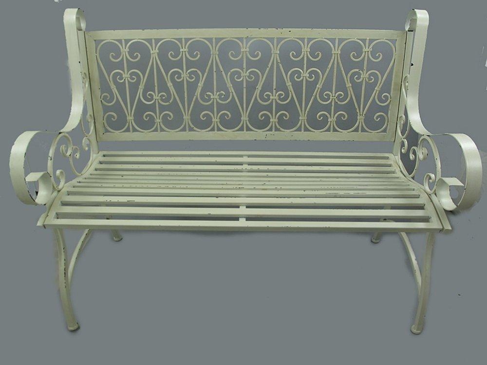 Incredible G1073 Grunderzeit Garden Bench Garden Bench In Country House Style Iron Machost Co Dining Chair Design Ideas Machostcouk