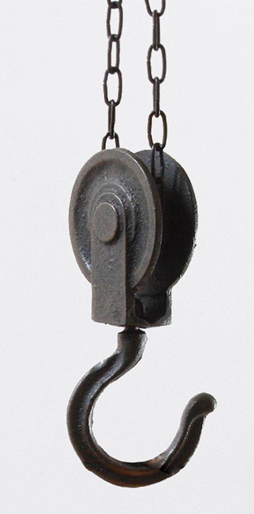 g2081 kleiner antiker blumentopf haken als rolle. Black Bedroom Furniture Sets. Home Design Ideas