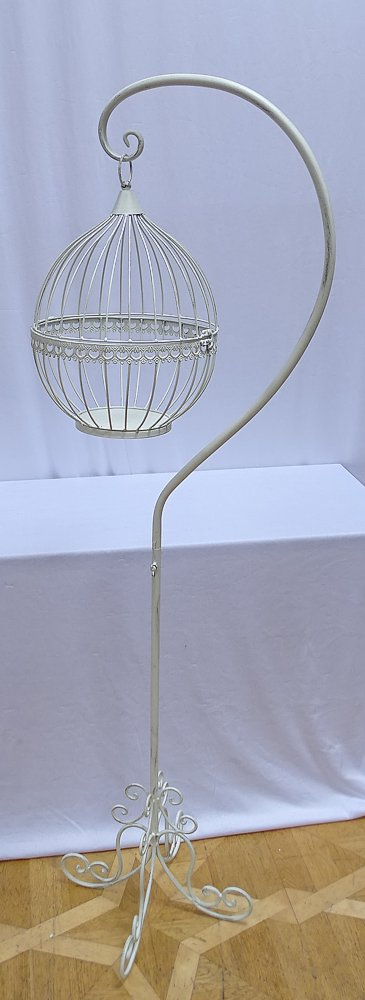 g2182 romantische vogelk fig ampel pflanzentopfhalter. Black Bedroom Furniture Sets. Home Design Ideas