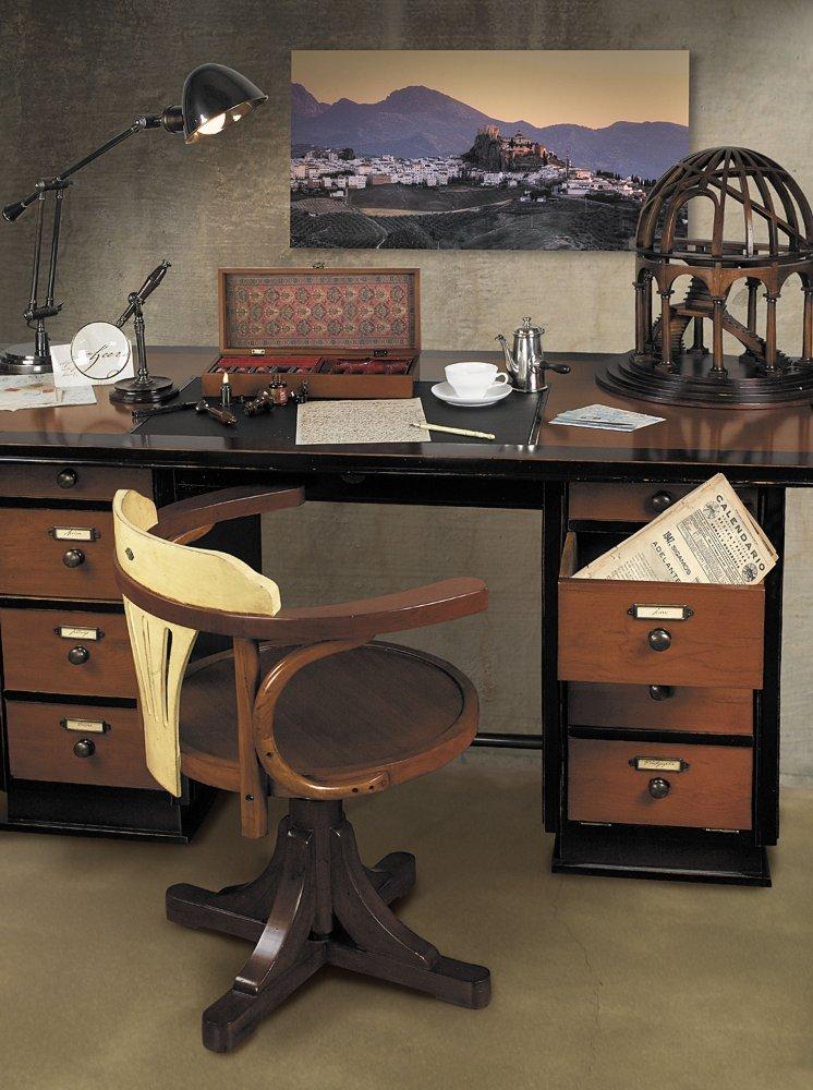 g313 art deco schreibtischlampe hochwertige bauhaus tischlampe aus altmessing ebay. Black Bedroom Furniture Sets. Home Design Ideas